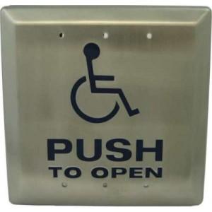 Km Thomas Square Push Button