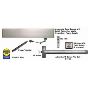 Automatically Operated Doors Easy kit