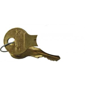 Cover lock key 12