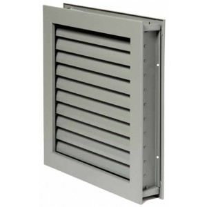 Km Thomas Fire Rated Louver