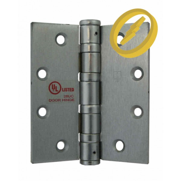 Electric Hinges Electric Door Hinges Km Thomas Canada