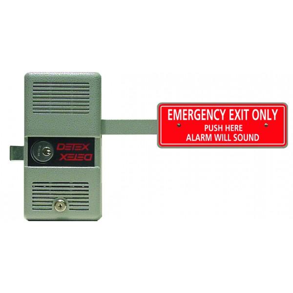 Km Thomas Exit Alarm