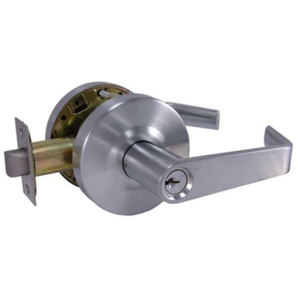 Km Thomas Storeroom Cylinder Lever Lock