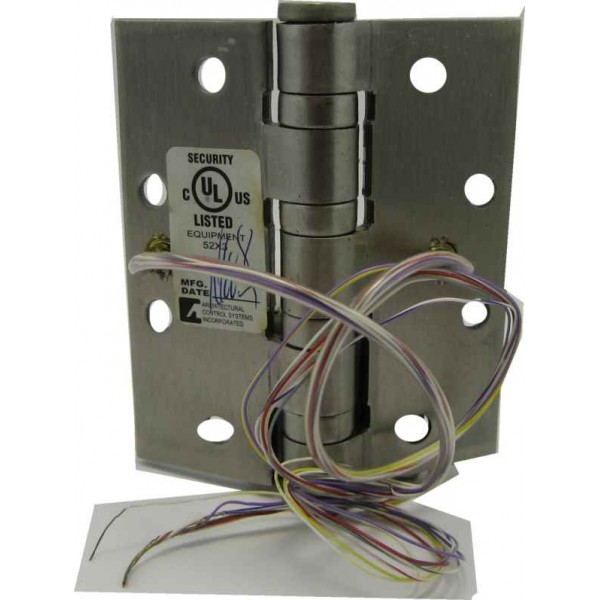 Entry Door Locks >> KM Thomas - Electric 4 Wire Hinge