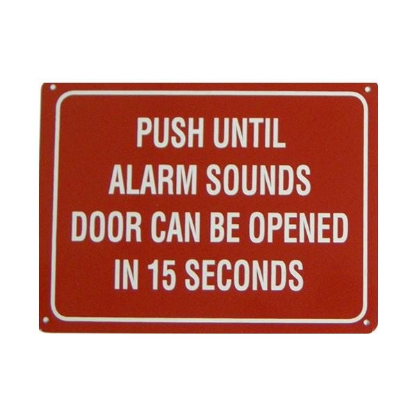 Km Thomas Push Until Alarm Sound 15 Sec