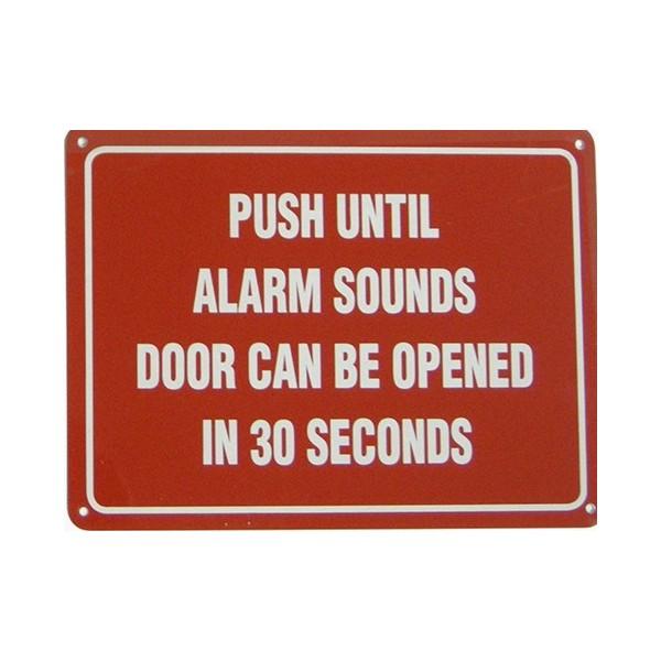 Km Thomas Push Until Alarm Sounds 30 Sec